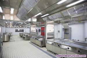 Buscamos cocina central en traspaso barcelona ciudad