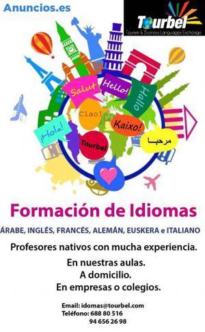CLASES DE ALEMÁN CON PROFESOR NATIVO