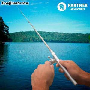 Caña de pescar diseño de boligrafo