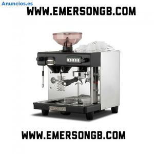 Cafetera Espresso Con Molino Expobar Control