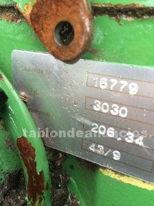 Caja de cambios para tractor john deere