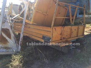 Caja de camion con laterales robustos
