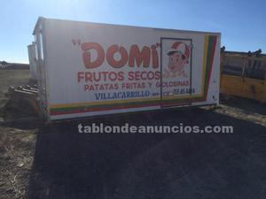 Caja de camion de 2, 10 x 4, 20 metros