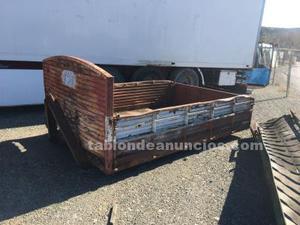 Caja de camion para multilift