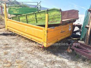 Caja para camion de 3, 47 x 2, 37 metros