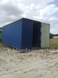 Caja para camion de 6 metros de largo