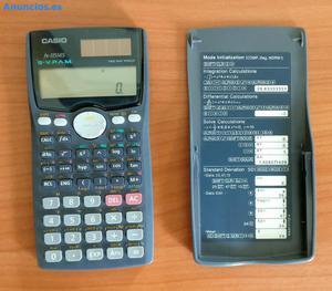 Calculadora Casio Fx-115ms Solar