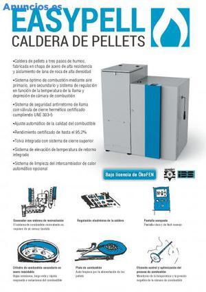 Calderas De Pellets Easypell