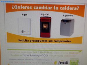 Calderas Gas Gasoil Para Pisos De Alquiler Madrid