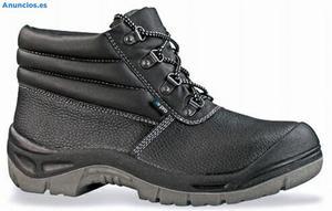 Calzado - Botas De Seguridad Negras Nº 40 A Estrenar