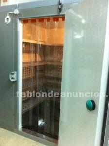 Camara de congelacion de 2´17 x 2´17 x 2,40