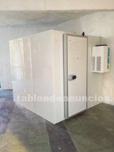 Camara frigorifica 2´17 x 1´57 x 2,20