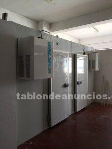 Camaras frigorificas dobles