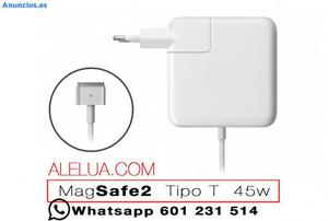 Cargador Para Macbook Air Magsafe-2 Conector MagnéTico