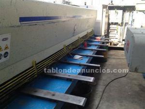 Cizalla hidraulica ferry x6