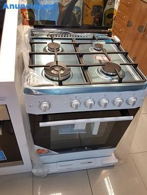 Cocina De Gas Y Horno Incorporado