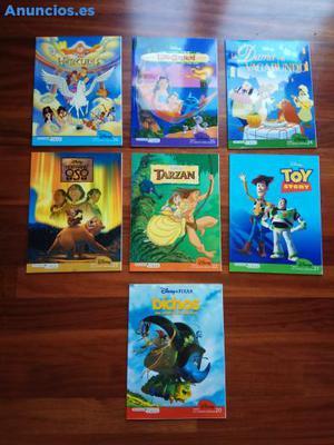 Coleccion Cuentos Clasicos Disney