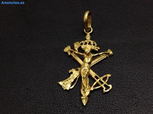 Cruz. De La Legion Oro