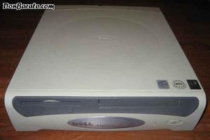 Dell optiplex gx110 sobremesa caja fina