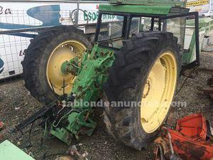 Despiece de tractor john deere