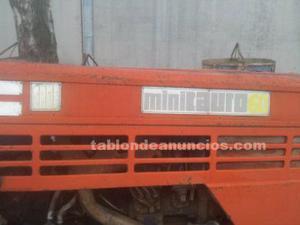 Despiece tractor same minitauro 60