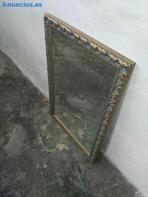 Espejo Salon Habitacion Retro Antiguo Vintage