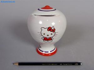 Hucha De CeráMica Hello Kitty