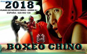 K1 Boxeo - Sanda - Boxe Chino