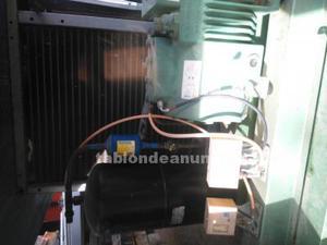 Liquido equipos de frío completos, panel y puerta para