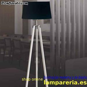 Lámpara de pie 1 luz serie scala ps2