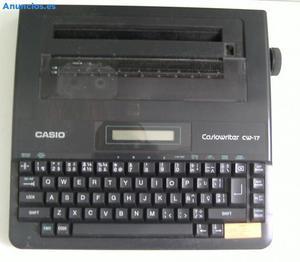 MáQuina De Escribir Casiwriter-C17