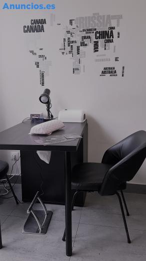 Mesa De Manicura Profesional