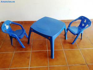 Mesa Para NiñOs Y 2 Sillas