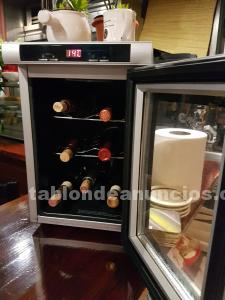 Mobiliario y maquinaria para bar-restaurante