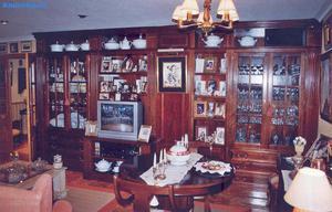 Mueble SalóN Boisserie Exclusivo De La Firma Formas