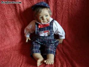 Muñeco nuevo tipo reborn