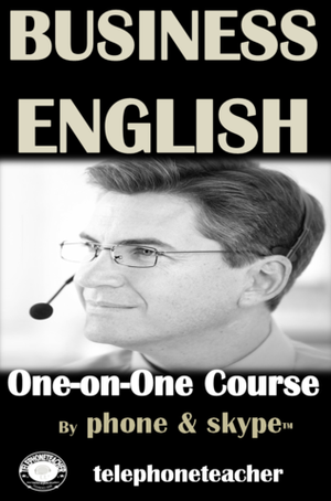 Native Teacher Business English by phone and skype free