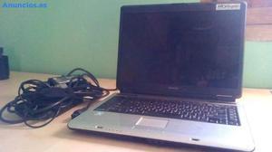 Ordenador Portatil Toshiba Piezas + 2 Cargadores