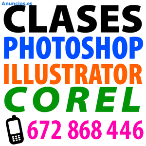 PHOTOSHOP, ILLUSTRATOR, COREL DRAW, DISEÑO GRÁFICO