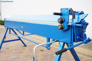 Plegadora Para Chapa 2.5 Metros - Aluminio 1. 5mm