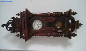 Reloj De Pared Antigua