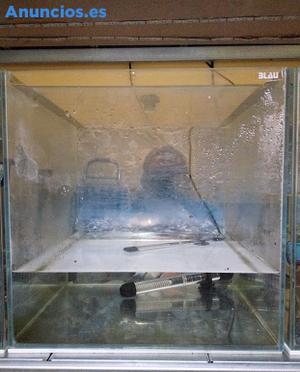 Se Venden 2 Acuarios BLAU De 42 Litros Para Aquascaping