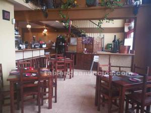Se traspasa bodegón restaurante en centro de la orotava