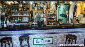 Se vende o alquila restaurante
