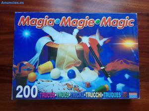 Set De Juego De Magia