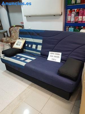 Sofa Cama Nuevo Con ArcóN