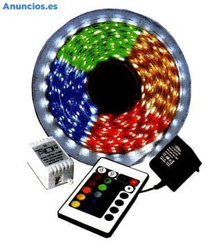 TIRAS LED RGB (En Kit Completo Con MD)