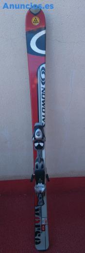 Tablas De Esquiar + Anclajes