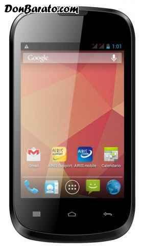 Telefono movil smartphone airis 3.5 tm360