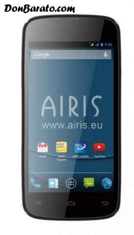 Telefono movil smartphone airis tm45q